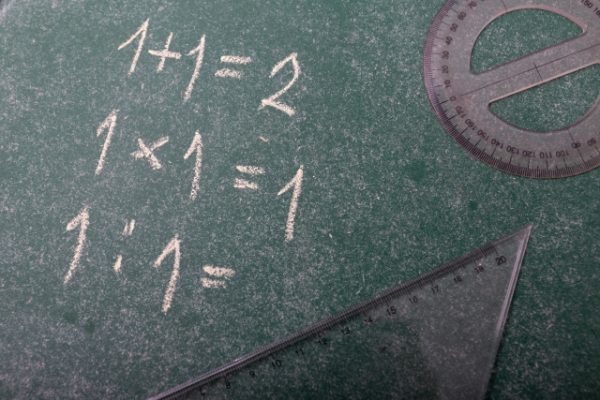 数字パターンを読む